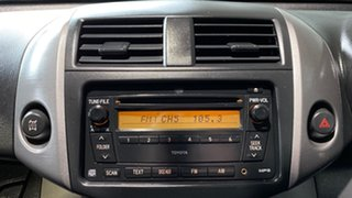 2008 Toyota RAV4 ACA33R MY08 CV Red 5 Speed Manual Wagon