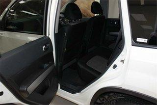 2009 Nissan X-Trail T31 TS White 6 Speed Sports Automatic Wagon