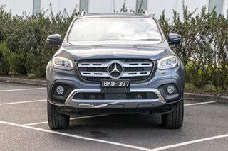 2018 Mercedes-Benz X-Class 470 X250d 4MATIC Power Rock Grey 7 Speed Sports Automatic Utility.