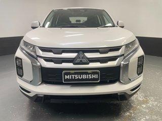 2019 Mitsubishi ASX XD MY20 ES 2WD White 1 Speed Constant Variable Wagon.