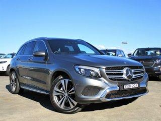 2015 Mercedes-Benz GLC-Class X253 GLC250 d 9G-Tronic 4MATIC Grey 9 Speed Sports Automatic Wagon.