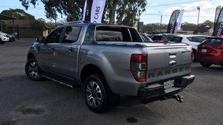 2019 Ford Ranger PX MkIII 2019.00MY Wildtrak Billet Silver 10 Speed Sports Automatic.