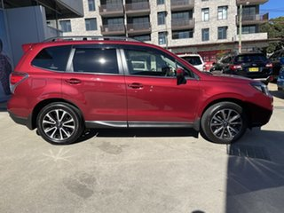 2017 Subaru Forester MY18 2.5I-S Red Continuous Variable Wagon