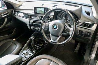2015 BMW X1 F48 xDrive25i Steptronic AWD Blue 8 Speed Sports Automatic Wagon