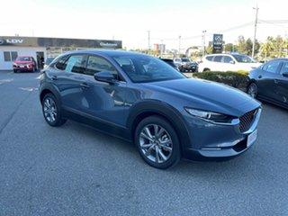 2021 Mazda CX30 DM2W7A G20 SKYACTIV-Drive Touring Polymetal Grey 6 Speed Sports Automatic Wagon.
