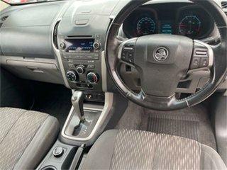 2013 Holden Colorado RG LX (4x4) White 6 Speed Automatic Crew C/Chas