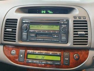 2005 Toyota Camry ACV36R Ateva Green 4 Speed Automatic Sedan
