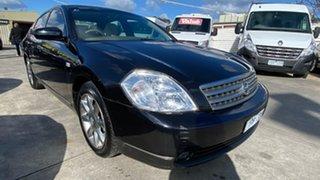 2005 Nissan Maxima J31 MY05 TI Black 4 Speed Automatic Sedan.