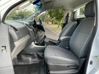 2015 Holden Colorado RG LS White 6 Speed Manual Single Cab