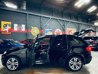 2011 BMW X5 M E70 MY11.5 Steptronic Black 6 Speed Sports Automatic Wagon