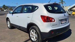 2007 Nissan Dualis J10 Ti AWD White 6 Speed Manual Hatchback.