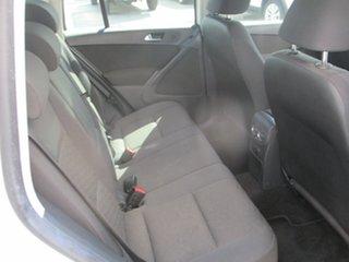 2012 Volkswagen Tiguan 5NC MY13 118 TSI (4x2) White 6 Speed Manual Wagon