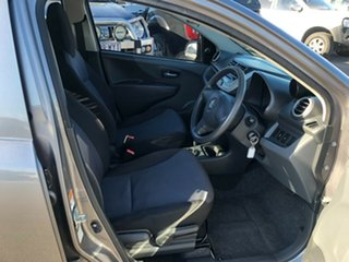 2012 Suzuki Alto GF GL Grey 4 Speed Automatic Hatchback.