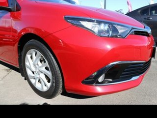 2017 Toyota Corolla ZRE182R MY15 Ascent Sport Red 7 Speed CVT Auto Sequential Hatchback