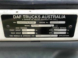 2004 DAF LF White Pantech 5.9l