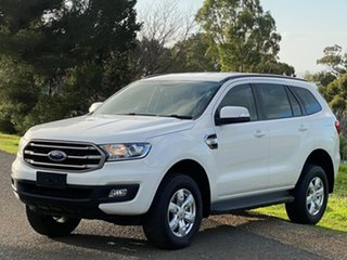 2018 Ford Everest UA II 2019.00MY Ambiente White 6 Speed Sports Automatic SUV.