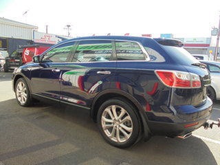 2012 Mazda CX-9 TB10A5 Grand Touring Activematic AWD Blue 6 Speed Sports Automatic Wagon