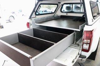 2016 Isuzu D-MAX MY15 LS-U Crew Cab White 5 Speed Manual Utility