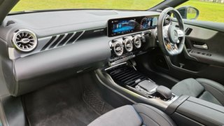 2020 Mercedes-Benz A-Class W177 801+051MY A35 AMG SPEEDSHIFT DCT 4MATIC Blue 7 Speed