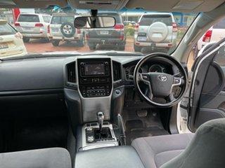 2019 Toyota Landcruiser VDJ200R GXL Glacier 6 Speed Sports Automatic Wagon