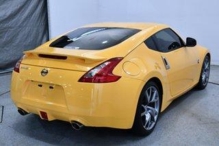 2017 Nissan 370Z Z34 MY17 Yellow 7 Speed Sports Automatic Coupe
