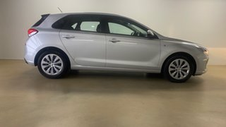 2018 Hyundai i30 PD Go Silver 6 Speed Auto Sequential Hatchback.