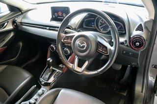 2017 Mazda CX-3 DK2W7A sTouring SKYACTIV-Drive Grey 6 Speed Sports Automatic Wagon