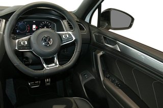 2021 Volkswagen Tiguan 5N MY21 162TSI Wolfsburg Edition DSG 4MOTION Allspace White 7 Speed