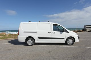 2012 Peugeot Expert MY12 Low Roof LWB White 6 Speed Automatic Van.