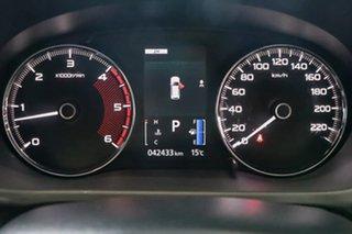 2018 Mitsubishi Pajero Sport QE MY18 GLS Maroon 8 Speed Sports Automatic Wagon