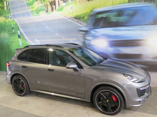 2017 Porsche Cayenne Series 2 MY17 GTS Grey 8 Speed Automatic Tiptronic Wagon.