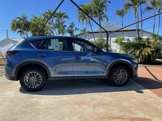 2021 Mazda CX-5 K Maxx Sport Blue 6 Speed Automatic Wagon