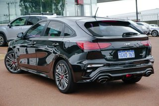 2019 Kia Cerato BD MY20 GT DCT Black 7 Speed Sports Automatic Dual Clutch Hatchback.