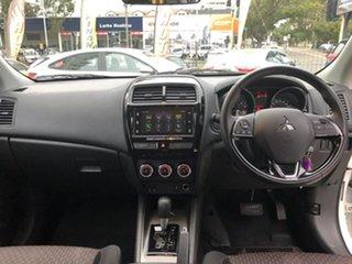 2019 Mitsubishi ASX ES White Constant Variable Wagon