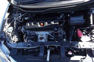 2012 Honda Civic 9th Gen VTi-L Grey 5 Speed Sports Automatic Sedan