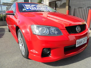 2011 Holden Commodore VE II SS V Sportwagon Red 6 Speed Sports Automatic Wagon.