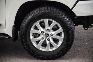 2017 Toyota Landcruiser VDJ200R MY16 Sahara (4x4) Crystal Pearl 6 Speed Automatic Wagon