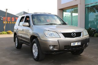 2006 Mazda Tribute Luxury Silver 4 Speed Automatic 4x4 Wagon.