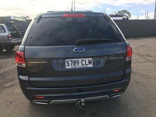 2011 Ford Territory SZ Titanium Seq Sport Shift 6 Speed Sports Automatic Wagon