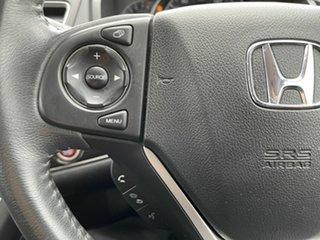 2016 Honda CR-V RM Series II MY17 VTi-S 4WD Blue 5 Speed Sports Automatic Wagon