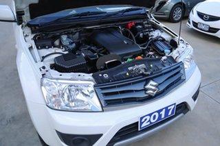 2017 Suzuki Grand Vitara JB Navigator White 4 Speed Automatic Hardtop