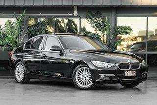 2013 BMW 320i F30 MY0813 320i Black 8 Speed Sports Automatic Sedan.