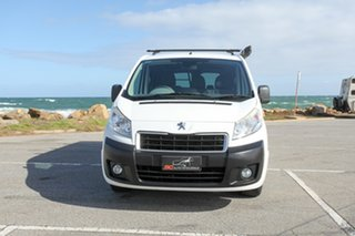2012 Peugeot Expert MY12 Low Roof LWB White 6 Speed Automatic Van