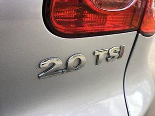 2010 Volkswagen Tiguan 5N MY10 125TSI 4MOTION Silver 6 Speed Sports Automatic Wagon