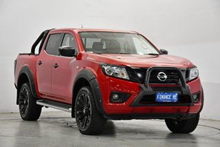 2018 Nissan Navara D23 S3 ST Red 7 Speed Sports Automatic Utility.