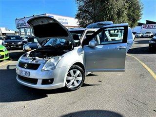2007 Suzuki Swift RS415 Silver 5 Speed Manual Hatchback
