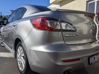 2011 Mazda 3 BL10F1 MY10 Maxx Sport Aluminium 6 Speed Manual Sedan