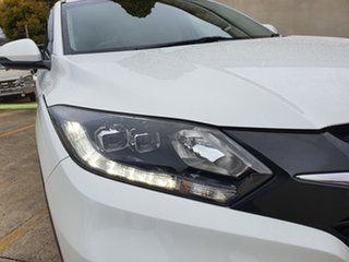 2016 Honda HR-V MY16 VTi-S White 1 Speed Constant Variable Hatchback.