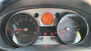 2007 Nissan Dualis J10 Ti AWD White 6 Speed Manual Hatchback