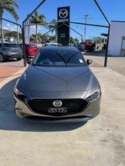 2021 Mazda 3 N G25 Evolve Bronze 6 Speed Automatic Hatchback.